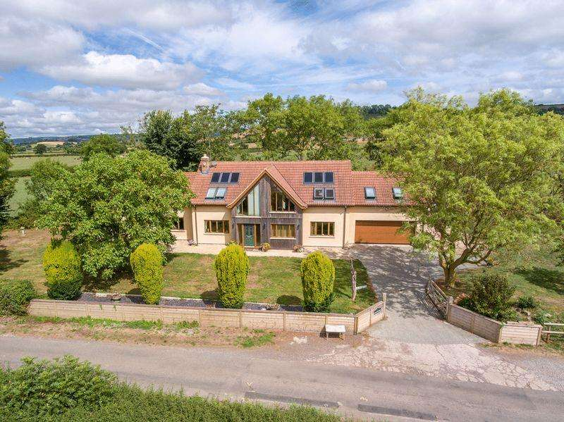 6 Bedrooms Detached House for sale in North Wootton, Near Wells