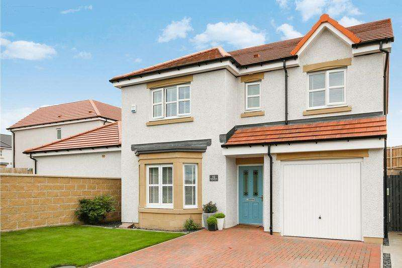 4 Bedrooms Detached House for sale in 10 Bonhard Terrace, Bo'ness