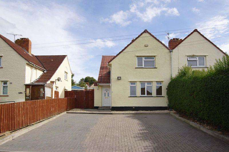 3 Bedrooms Semi Detached House for sale in Naseby Walk, Bristol, BS5 7JW