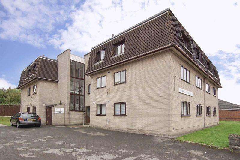 1 Bedroom Apartment Flat for sale in Blackswarth House, Blackswarth Road, St George, Bristol, BS5 8AR