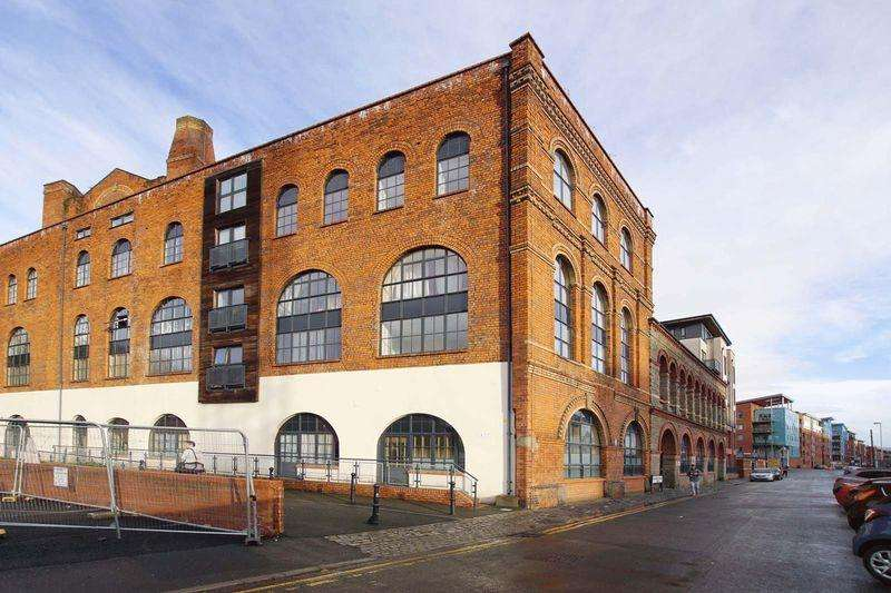 1 Bedroom Apartment Flat for sale in Old Bread Street, Bristol, BS2 0FF
