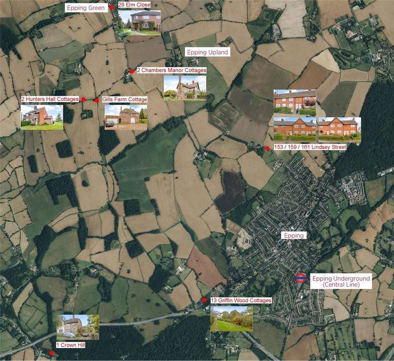 House for sale in Nr Epping, Essex