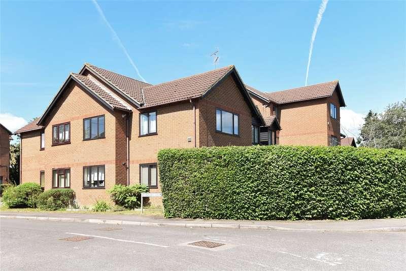 2 Bedrooms Apartment Flat for sale in Sadlers Court, Winnersh, Wokingham, Berkshire, RG41