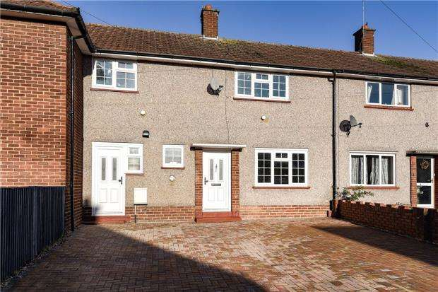 3 Bedrooms Terraced House for sale in Washington Drive, Slough, Berkshire