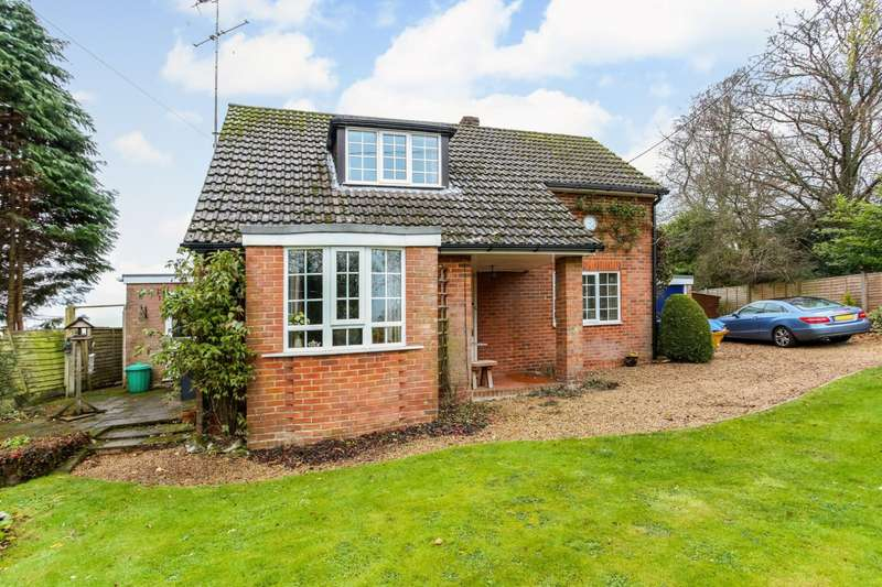 3 Bedrooms Detached House for sale in College Lane, Ellisfield