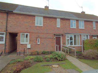 3 Bedrooms Terraced House for sale in Skampton Road, Leicester, Leicestershire