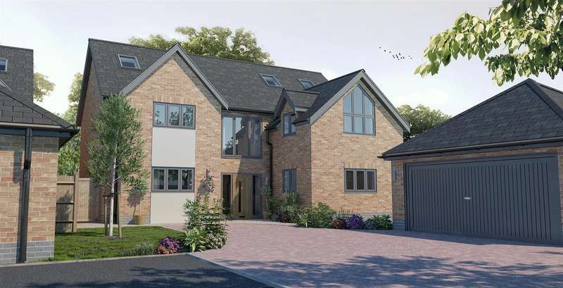 5 Bedrooms Detached House for sale in The Oaks, Toton Lane, Stapleford