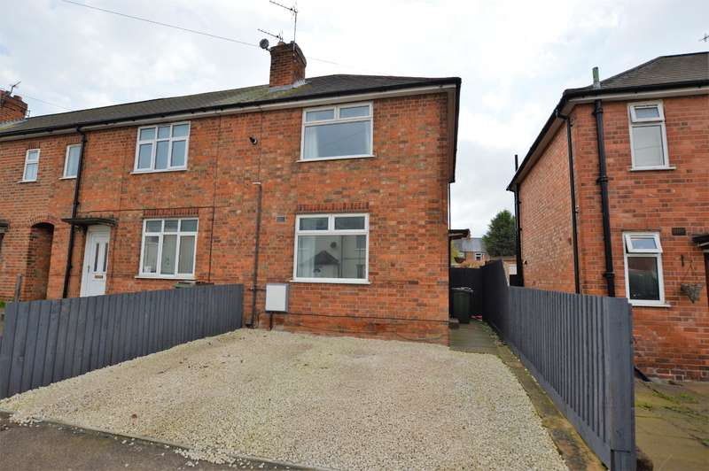 2 Bedrooms End Of Terrace House for sale in Coronation Avenue, Wigston, LE18 2BN