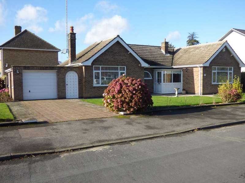 2 Bedrooms Detached Bungalow for sale in Grange Drive, Spalding