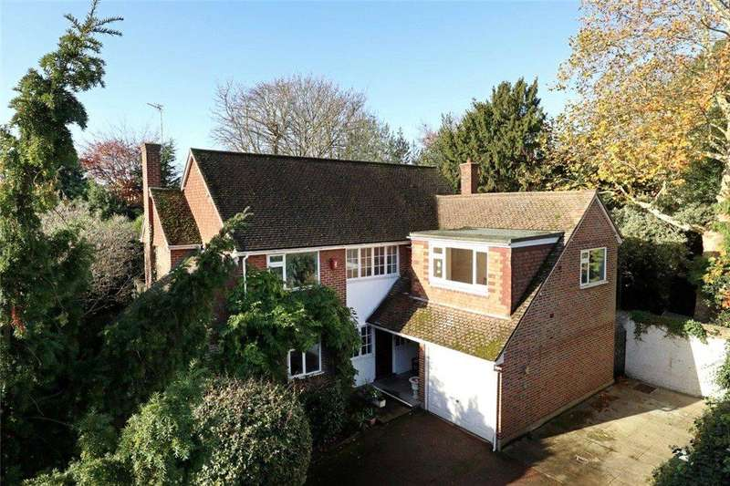 6 Bedrooms Detached House for sale in St Aubyn's Avenue, Wimbledon, SW19