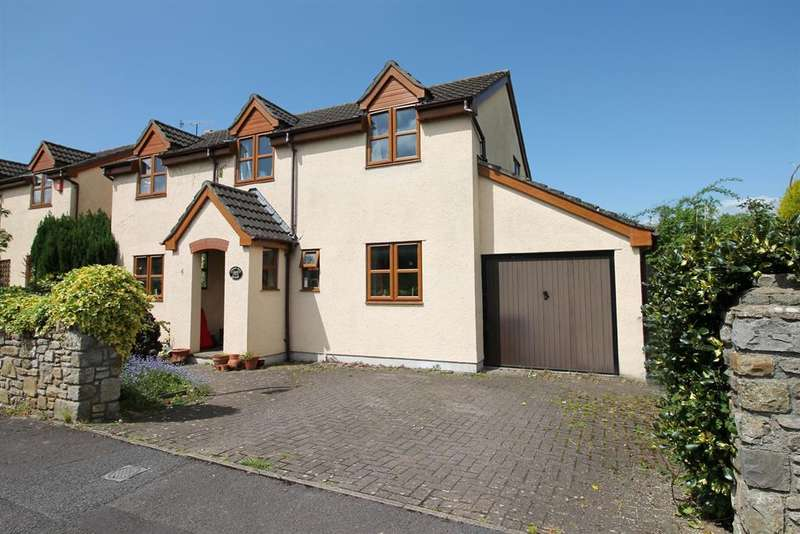 4 Bedrooms Detached House for sale in Backwell, North Somerset, BS48