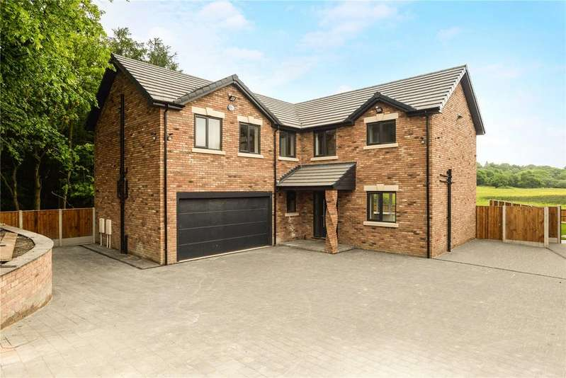 5 Bedrooms Detached House for rent in The Sidings, Worsley, Manchester, M28