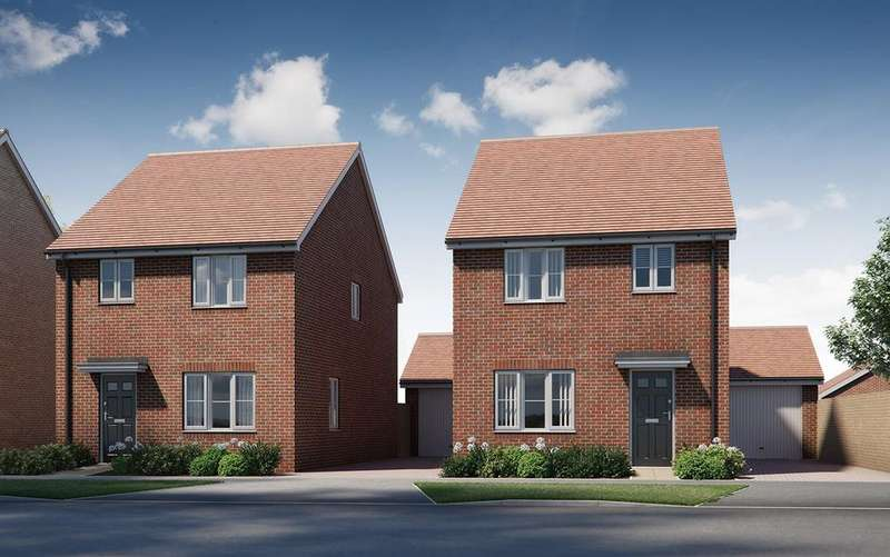 3 Bedrooms Detached House for sale in The Dendy, Tavistock Place, Bedford, MK45