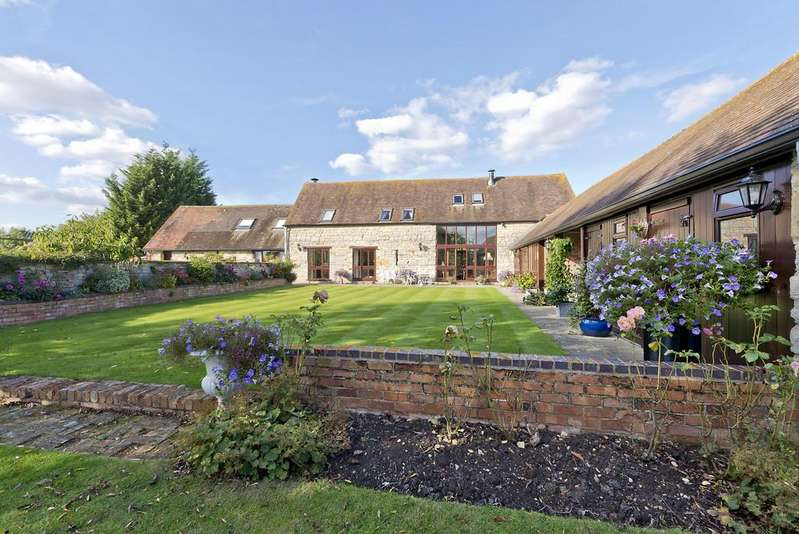 5 Bedrooms Detached House for sale in Welford Road, Barton, Warwickshire