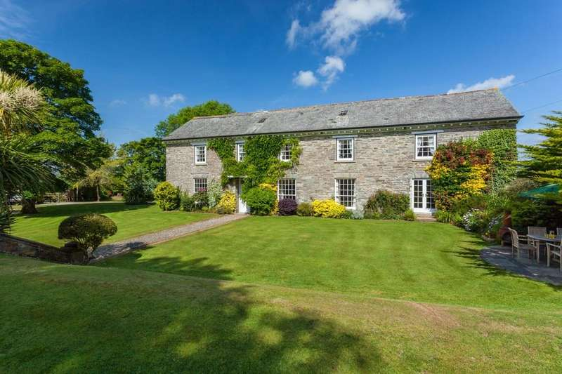 5 Bedrooms Detached House for sale in Liskeard, Cornwall