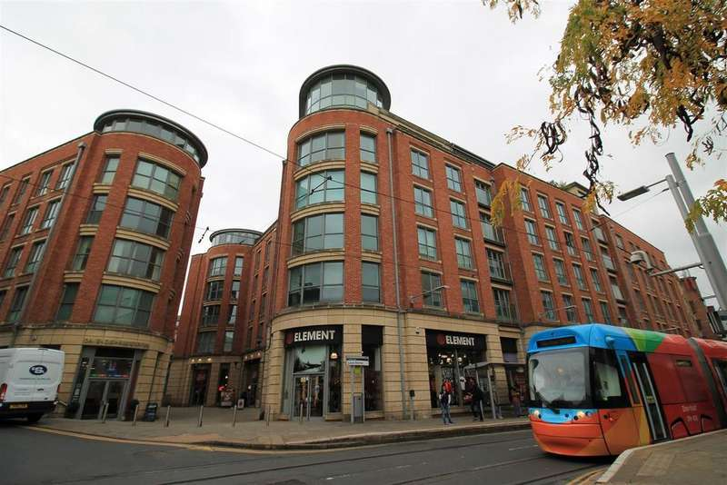 2 Bedrooms Apartment Flat for sale in Adams Walk, Nottingham