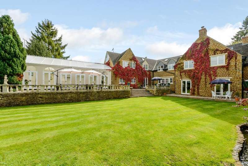 7 Bedrooms Detached House for sale in Southrop Road, Hook Norton, Banbury, Oxfordshire