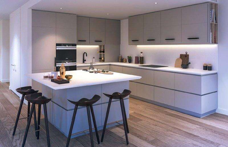 2 Bedrooms Flat for sale in Postmark, Mount Pleasant, London, WC1X