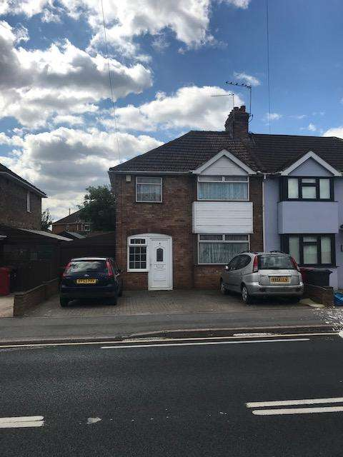 3 Bedrooms Semi Detached House for sale in Sheffield Road, Slough, SL1