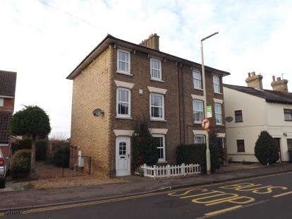 3 Bedrooms Semi Detached House for sale in Hitchin Street, Biggleswade, Bedfordshire