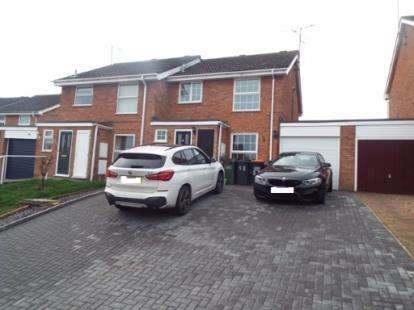 3 Bedrooms Semi Detached House for sale in Lomond Drive, Leighton Buzzard, Beds, Bedfordshire