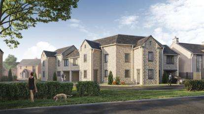 3 Bedrooms Town House for sale in Alston Bank, Chapel Hill, Longridge, PR3