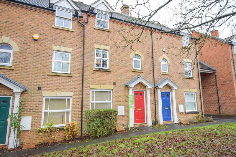 3 Bedrooms Terraced House for sale in Sycamore Rise, Bracknell, Berkshire, RG12