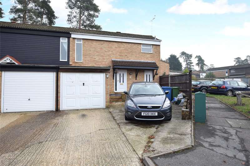 3 Bedrooms End Of Terrace House for sale in Ollerton, Bracknell, Berkshire, RG12