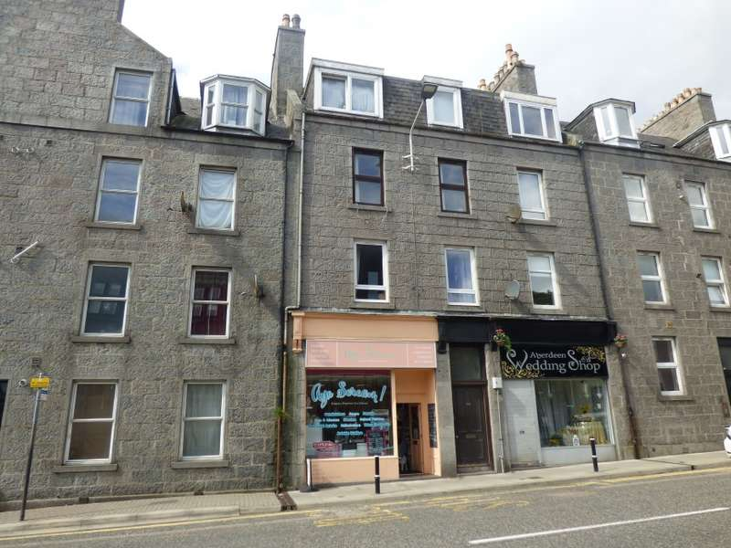 1 Bedroom Flat for sale in 669, 1/L, George Street, Aberdeen