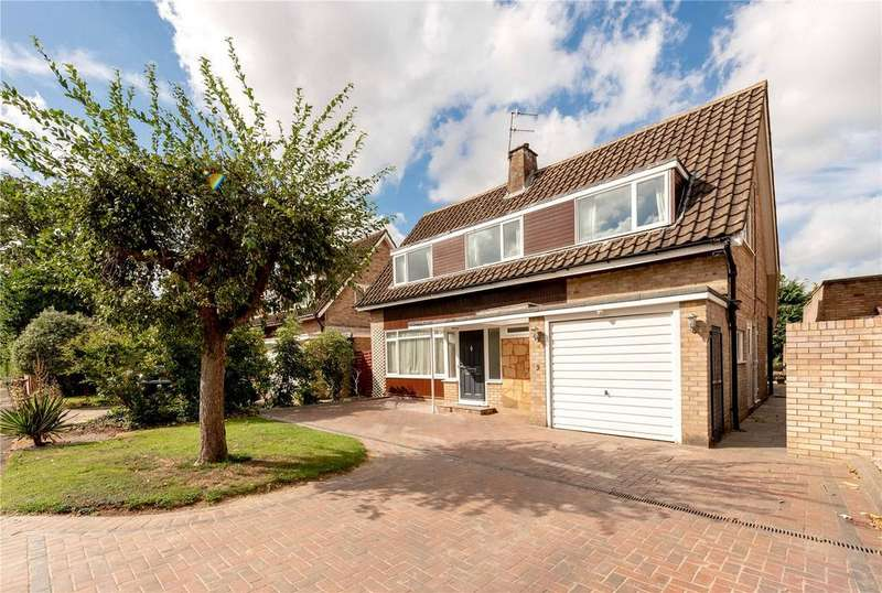 4 Bedrooms Detached House for sale in Bay Tree Walk, Watford, Hertfordshire, WD17