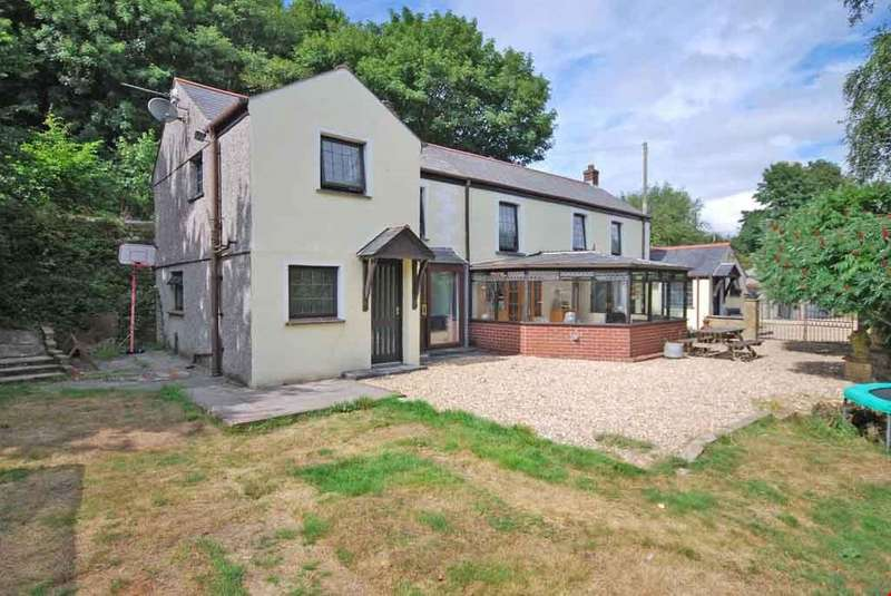 5 Bedrooms Detached House for sale in Hicks Mill, Bissoe Valley, Nr. Truro, South Cornwall