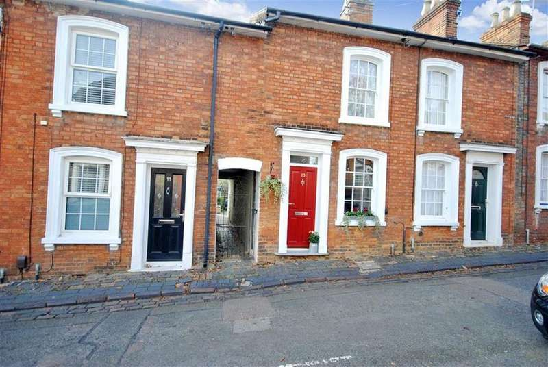 2 Bedrooms Terraced House for sale in Ship Road, Linslade, Leighton Buzzard