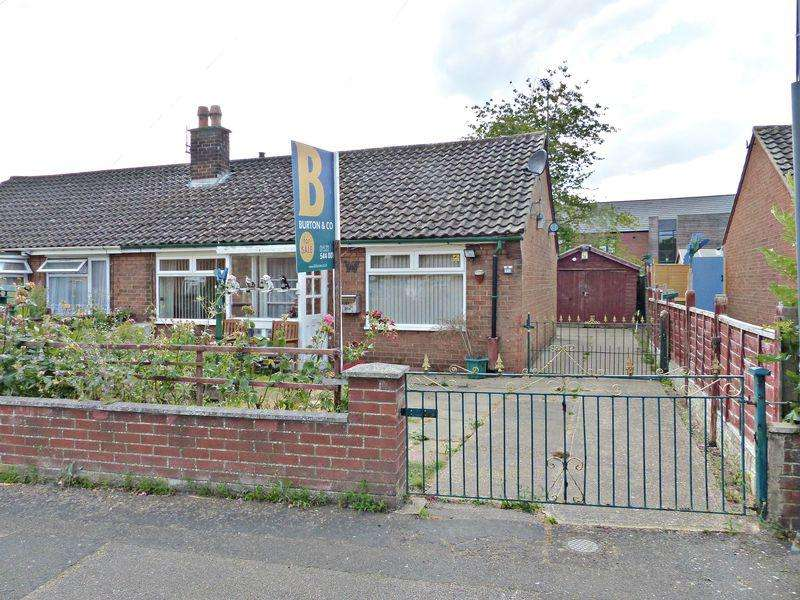 2 Bedrooms Semi Detached Bungalow for sale in 4 Bridge Place, Saxilby