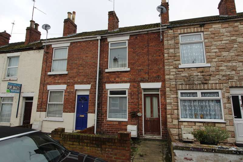 2 Bedrooms Terraced House for sale in Waterworks Street, Gainsborough DN21