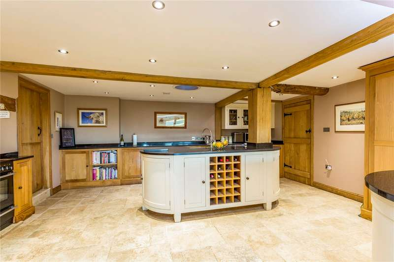 6 Bedrooms Equestrian Facility Character Property for sale in Beacon Hill, Hilmarton, Calne, Wiltshire, SN11