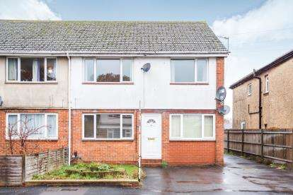 2 Bedrooms Maisonette Flat for sale in Bitterne, Southampton, Hampshire