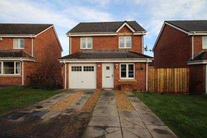 5 Bedrooms Detached House for sale in Garnqueen Crescent, Glenboig, Coatbridge, North Lanarkshire