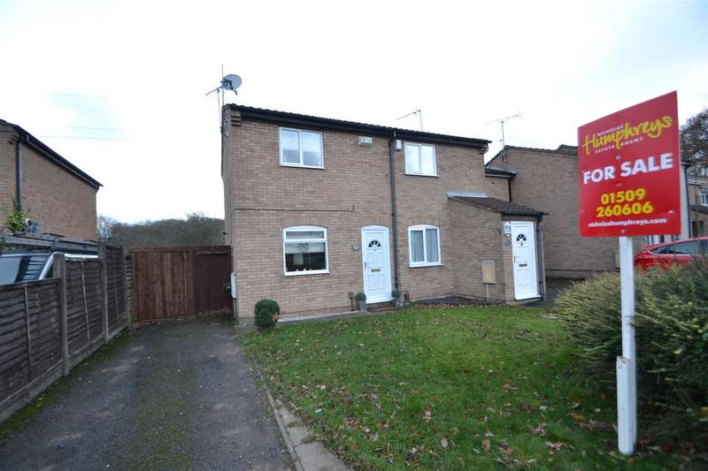 2 Bedrooms Town House for sale in Fairway Road, Shepshed