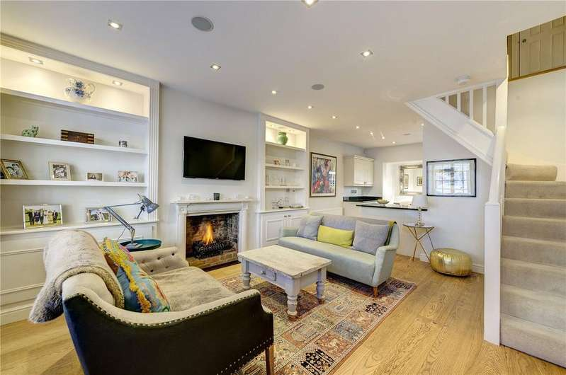 2 Bedrooms House for sale in Edge Street, London, W8