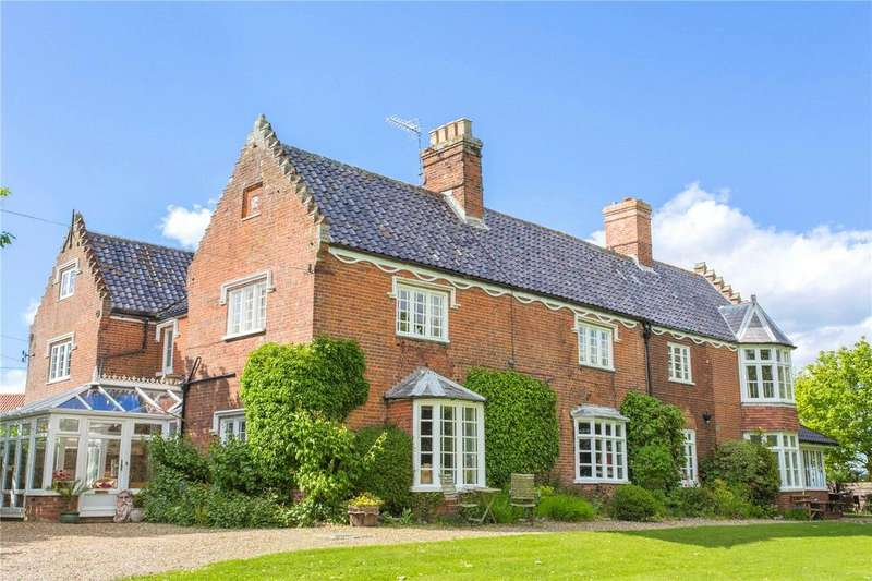 6 Bedrooms House for sale in Cromer Road, Mundesley, Norwich, Norfolk