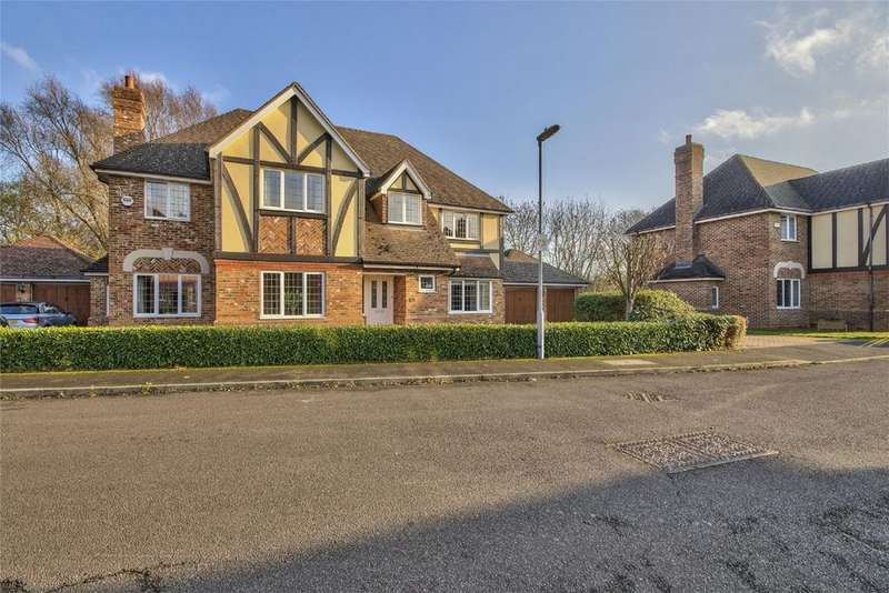 5 Bedrooms Detached House for sale in St Georges Close, Brampton, Huntingdon, Cambridgeshire