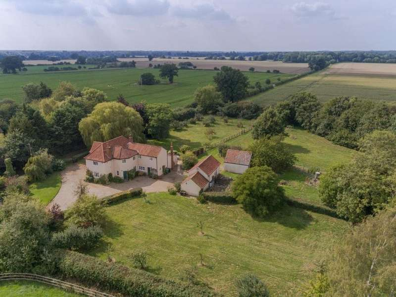 5 Bedrooms Detached House for sale in Hingham