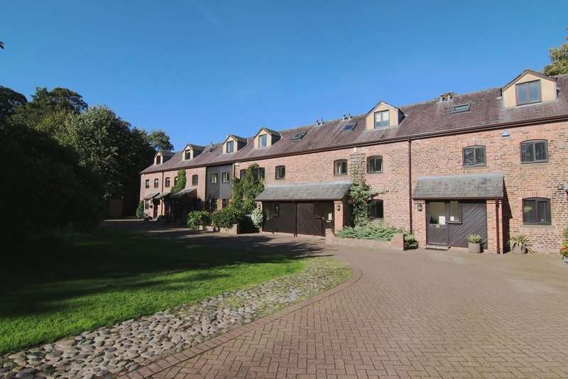 4 Bedrooms Barn Conversion Character Property for sale in Badgers Walk, Upton, Chester, CH2