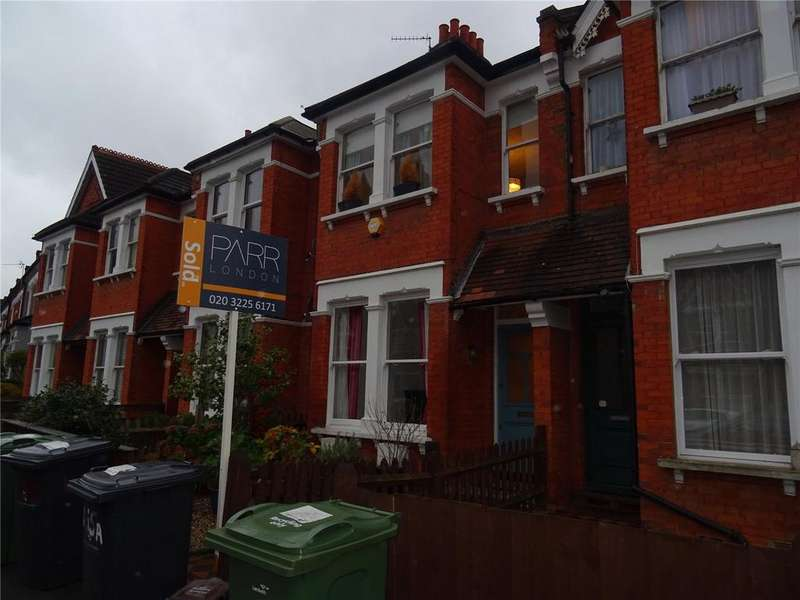 2 Bedrooms Apartment Flat for sale in Clive Road, West Dulwich, Dulwich, SE21