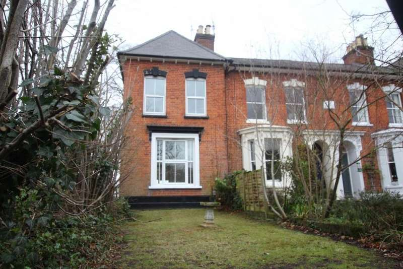 3 Bedrooms End Of Terrace House for sale in Milton Road, Wokingham, RG40