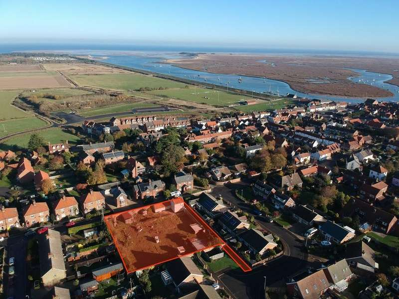 Land Commercial for sale in Bases Lane, Wells-next-the-Sea