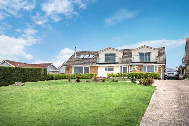5 Bedrooms Detached House for sale in Yaverland, Isle Of Wight
