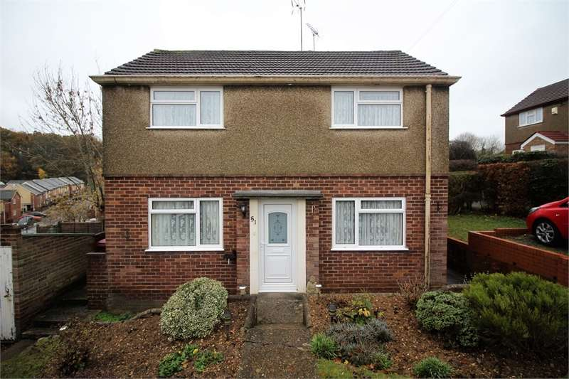 2 Bedrooms Semi Detached House for sale in Brockley Close, Tilehurst, READING, Berkshire