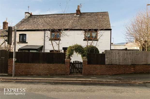 3 Bedrooms Semi Detached House for sale in Whitefield Lane, Tarbock Green, Prescot, Merseyside
