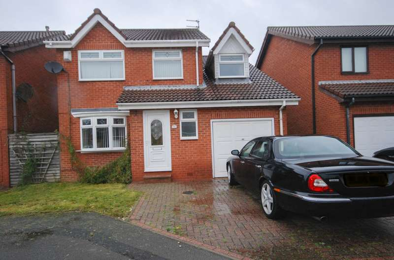 5 Bedrooms Detached House for sale in Tollerton Drive, Fulford Grange